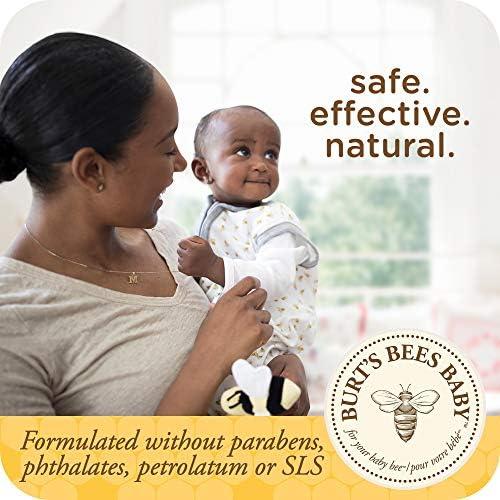 51MvDFLtDZL. AC - Burt's Bees Baby 100% Natural Origin Diaper Rash Ointment - 3 Ounces Tube