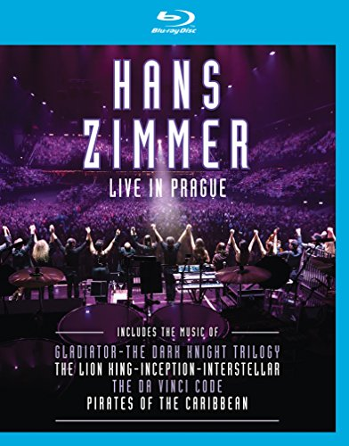 Blu-ray : Hans Zimmer - Live in Prague