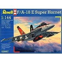 Revell Model Kit F/A-18E Super Hornet 1:72 3997