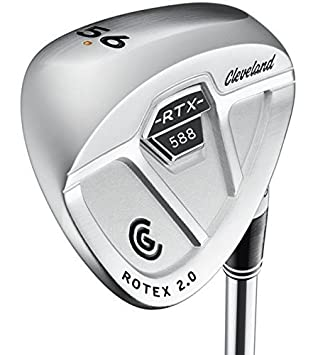 Cleveland 588 RTX 2.0 CB Tour Satin True Temper Dynamic Gold - Wedge