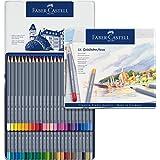 Faber-Castell Creative Studio Goldfaber Watercolor Pencils (48 Count)