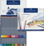 Faber-Castell Creative Studio Goldfaber Watercolor Pencils (48 Count)