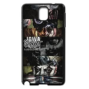 Printed Phone Case Slipknot For Samsung Galaxy Note 3 N7200 Q5A2112513