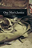 Front cover for the book One Man's Justice by Akira Yoshimura