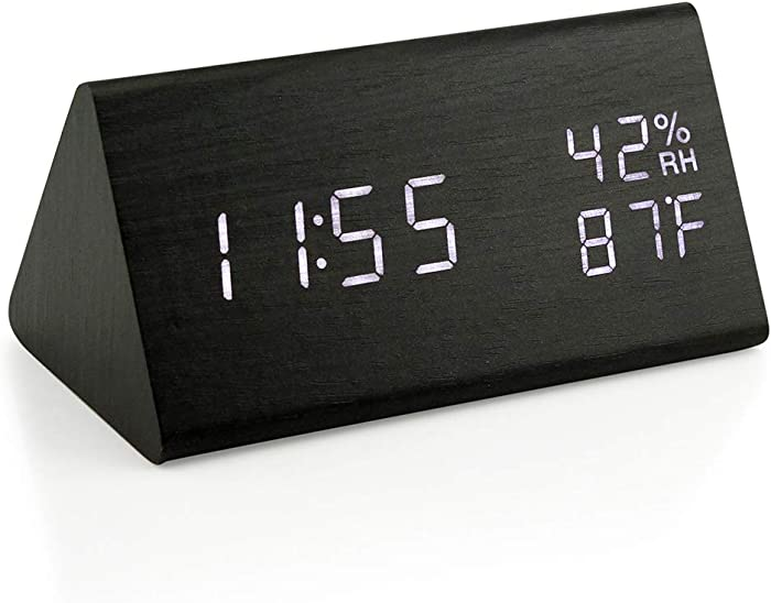 Top 10 Clocks With Temperature Reading For Living Room Decor