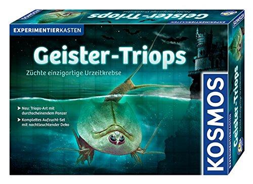 KOSMOS 634452 Geister-Triops