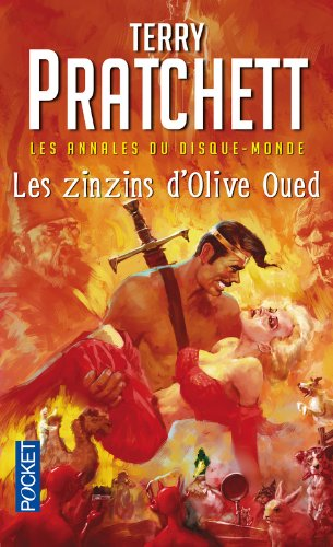 Livre X/Les Zinzins D'Olive Oued (French Edition)