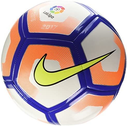 Nike Liga Bbva Pitch Football Balón, Unisex, 5: Amazon.es ...
