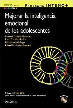 Programa Intemo+. Mejorar La Inteligencia Emocional De Los Adolescentes PDF Descargar Gratis