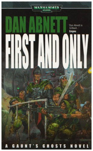 book cover of First and Only