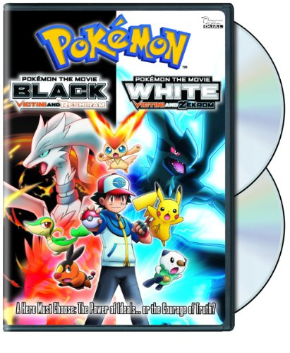 Pokemon (Black - Victini and Reshiram/White - Victini and Zekrom) by Viz Media