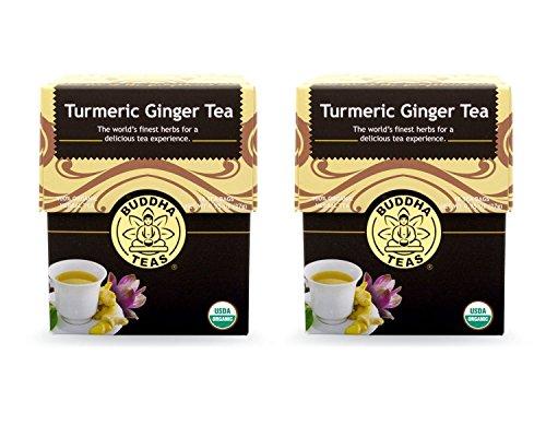 Organic Turmeric Ginger Tea Caffeine