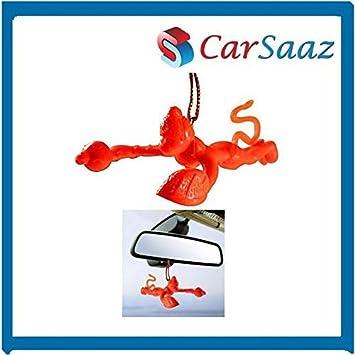 Carsaaz Flying Lord Hanuman Hanging Idol