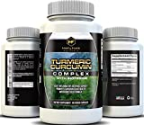 Cheap Highest Potency Turmeric Curcumin Complex 1400 with BioPerine and Curcuminoids for Absorption, Joint Relief,Anti-inflammatory, Antioxidant, 60 Veggie caps