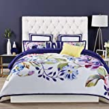 Garden Bloom Duvet Cover Set (FULL/QUEEN)