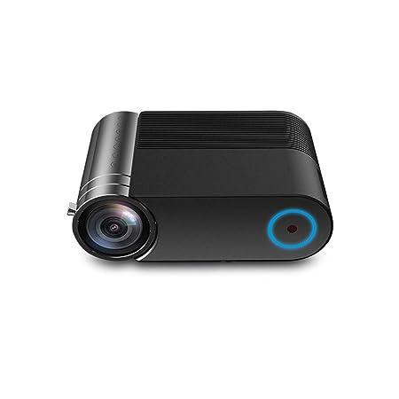 Boomder Proyector HDMI LCD Portátil YG420 Proyector LED HD ...