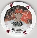 2014 Topps Poker Chipz Shelby Miller St Louis Cardinals