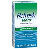 Refresh Tears Lubricant Eye Drops 0.5 fl oz