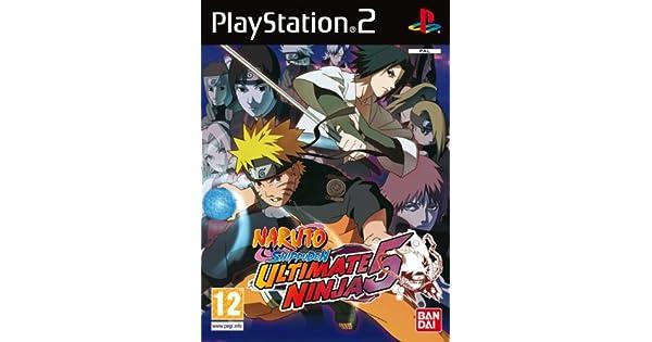 Naruto Shippuden: Ultimate Ninja 5: Amazon.es: Videojuegos