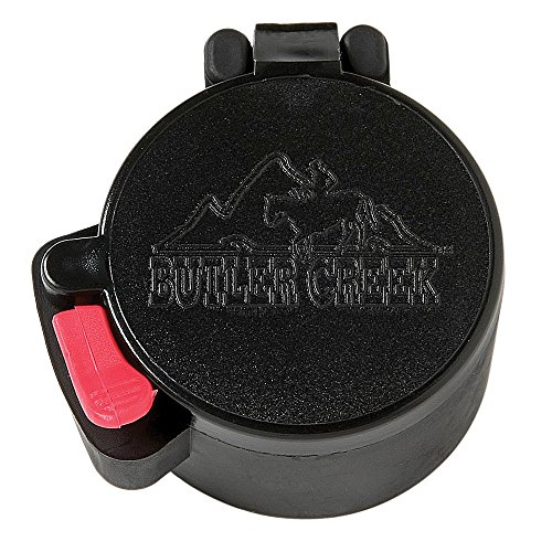 Butler Creek Flip-Open Eyepiece Scope Cover, Size 19 (1.73-Inch, 43.9mm)