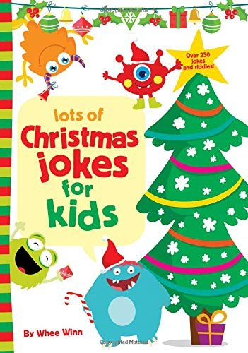 Lots of Christmas Jokes for Kids (Best School Appropriate Jokes)