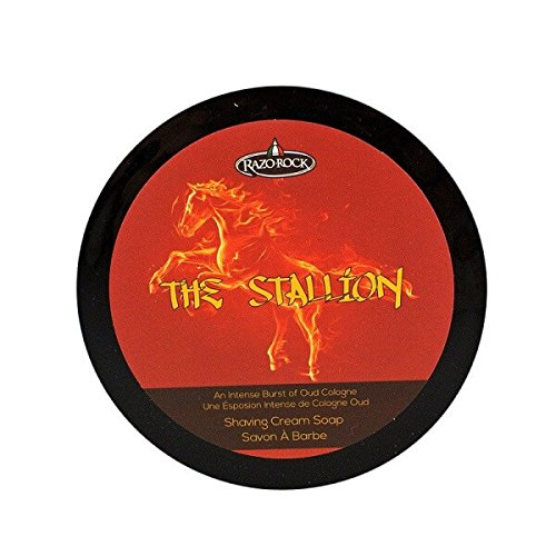 Razorock ''The Stallion'' Shave Soap by Razorock