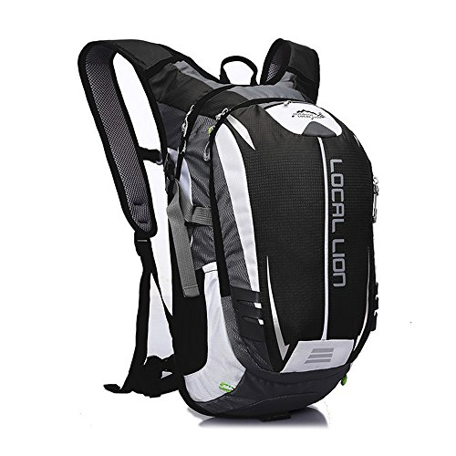 Outdoor 18L Cycling Hiking Camping Backpack shoulders