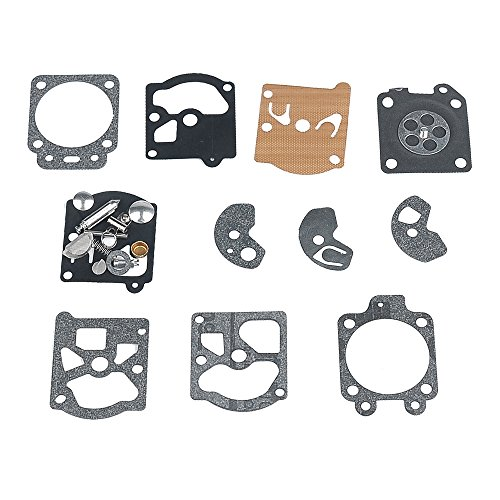(Savior Carburetor Carb Overhaul Rebuild Kit K10-WAT for WT16 WT21 WT22 WT29 WT38 WT41 WT45 WT-619 WT-666 WT-685 WT-798 WT-799 WT-801 WT-802 WT-812 WT-813 WT-819 Carburetors)