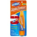 Clorox Sales Co. Stain Fighter Precision Pen For Colors. Includes 12 Two-ounce Bleach Pens Per Case. Manufacturer Part Number: Clo 30597