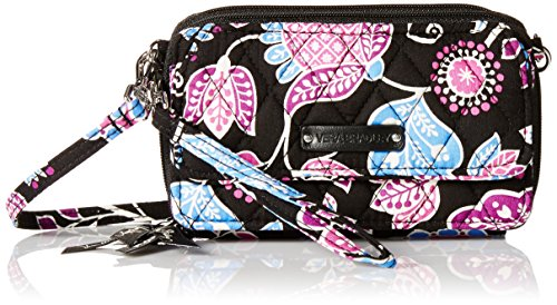 UPC 886003339121, Vera Bradley All In One Crossbody for Iphone 6+ Wristlet, Alpine Floral, One Size