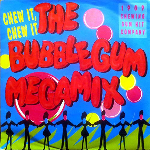 647 Bubble - Chew it, chew it-the Bubble Gum megamix (1993) / Vinyl Maxi Single [Vinyl 12'']