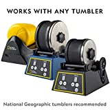 National Geographic Rock Tumbler Grit - 3.28 Pounds