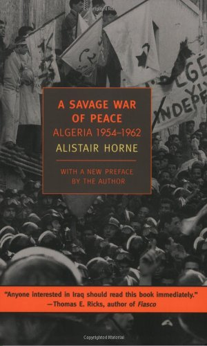 Image result for a savage war of peace alistair horne