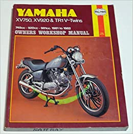 Yamaha xv750 xv920 and tr1 v twins 1981 82 owners workshop manual yamaha xv750 xv920 and tr1 v twins 1981 82 owners workshop manual owners workshop manualhaynes amazon chris rogers 9780856968020 books publicscrutiny Images