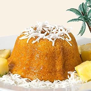 Mayan Fiesta Golden Rum cake, 4 ounce (Pina Colada)