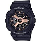 Casio BA110RG-1A Baby-G Women's Watch Black...