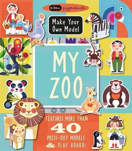Read Online My Zoo: Make Your Own Model (Ellen Giggenbach Series) PDF
