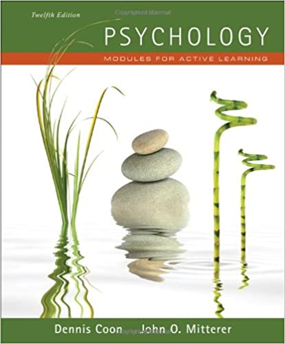 Amazon psychology modules for active learning with concept psychology modules for active learning with concept modules with note taking and practice exams booklet 12th edition fandeluxe Images