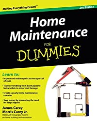 Image of the product Home Maintenance for that is listed on the catalogue brand of For Dummies.