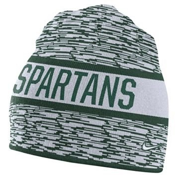 (Michigan State Spartans Reversible Beanie)