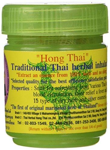 Hong Thai Traditional Thai Herbal Inhalant