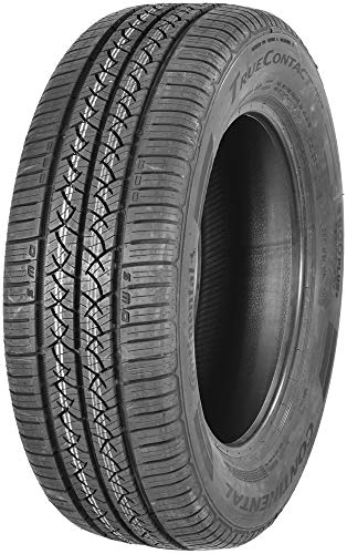 (Continental TrueContact Tour Performance Radial Tire-195/65R15 91H)