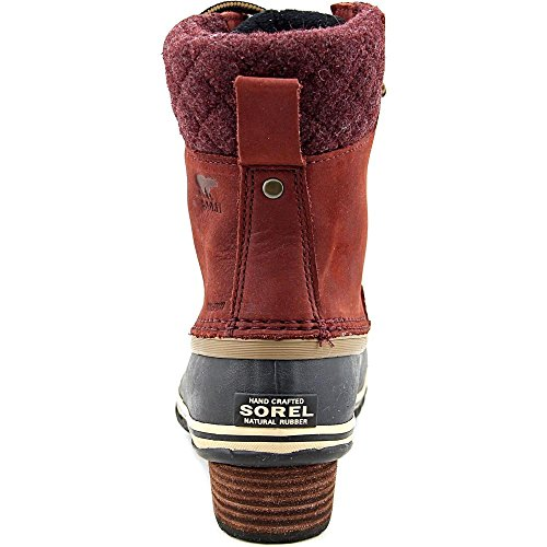 Pack Sorel Ii Boots Lace Slim Redwood british Women's Tan IwrAqxrt