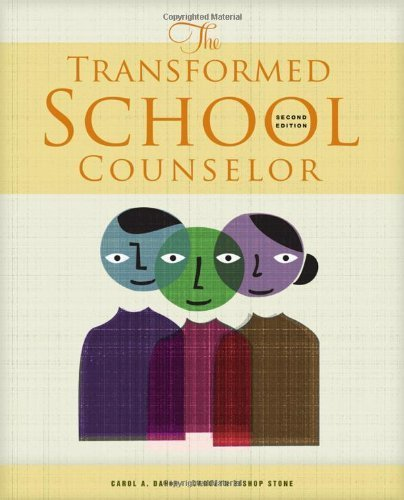 The Transformed School Counselor (School Counseling) by Carol A. Dahir (2011-03-17)
