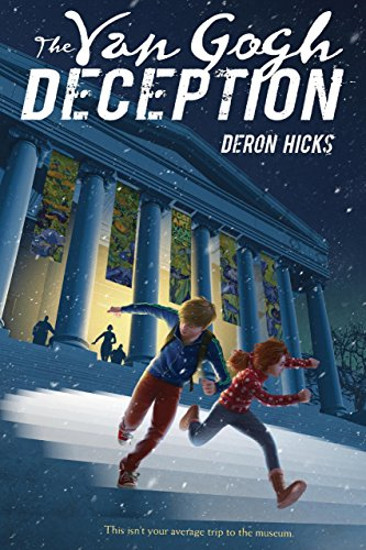 The Van Gogh Deception by [Hicks, Deron R.]
