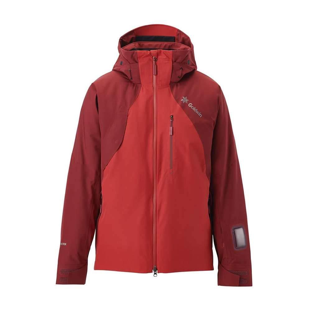 ゴールドウィン(ゴールドウィン) スキーウエア ジャケット テルースジャケット G11922P-FR レッド M