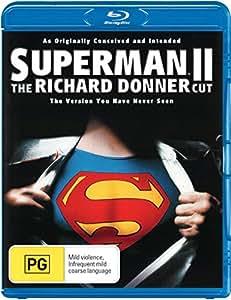Superman II Donner Cut (Blu-ray)