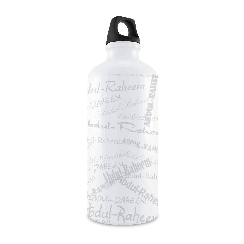 Amazon.com: Hot Muggs Me Graffiti - Botella personalizable ...