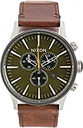 Nixon Mens One Size Surplus/Brown