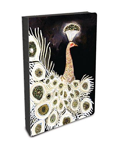 (Studio Oh! Hardcover Medium Coptic-Bound Journal Available in 10 Designs, Eli Halpin Peacock)